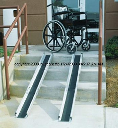 Wheelchair Ramp BUY Lightweight Ramp Portable Ramp