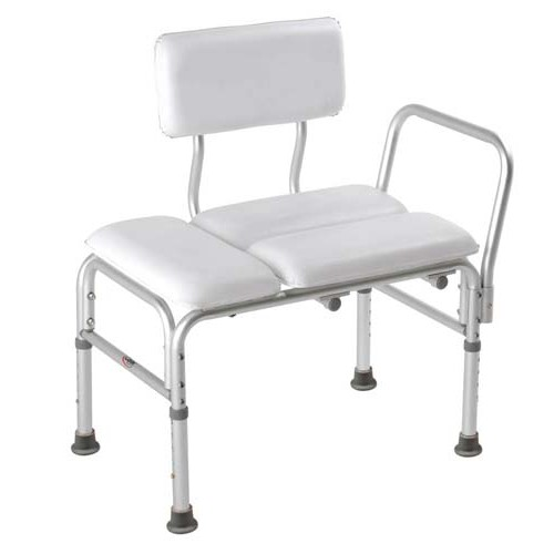 transfer shower chair plastic folding chairs kmart bench buy padded b15011