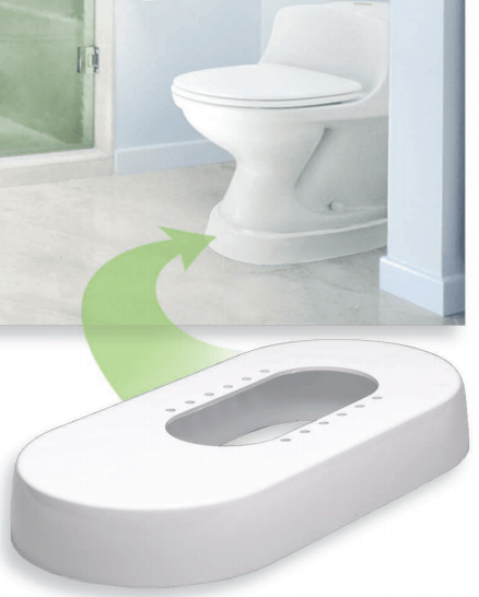 Toilevator Toilet Riser  BUY Raised Toilet Seats Products