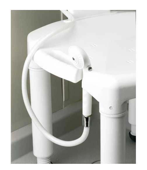 Carex Universal Bath Seat Shower Chair with Adjustable