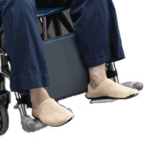 Posey 6355 Wheelchair Leg Hugger Cushion  Vitality Medical