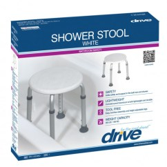 Drive Shower Chair Weight Limit Target Recliner Covers Bath Stool With Adjustable Height By Rtl12004kd 1 Retail Box Of