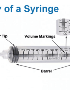 Anatomy of  needle also syringe and selection guide by burt cancaster rh vitalitymedical