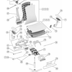 Ergonomic Chair Diagram Settee Arm Cap Covers Herman Miller Embody Parts - Authorized Retailer And Warranty Service Center Aeron ...