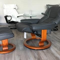 Kensington Leather Chair Cover Rental Houston Stressless Large Mayfair Paloma Rock