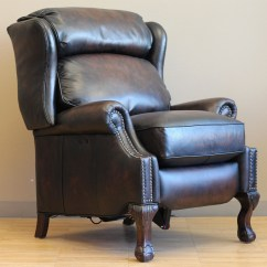 Upright Recliner Chairs High Tables And Barcalounger Danbury Ii Chair Leather