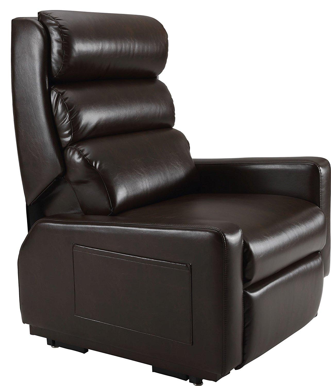 lay flat recliner chairs quechua folding chair cozzia mc 520 lift infinite position dual motor