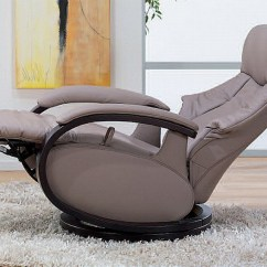 Reclining Office Chair With Footrest India Childrens Rocking Himolla Mosel Zerostress Integrated Recliner Leather - 8533-28s.