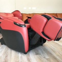 Human Touch Chairs Black Desk Chair No Wheels Red Sofhyde Opus 3d Massage Zero Gravity