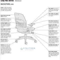Stressless Chair Repair Parts Little Boy Chairs Steelcase Leap Office Desk