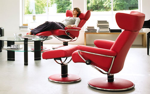 swing chair local posture stool ebay ekornes stressless jazz recliner lounger - recliners, ...