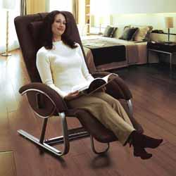 Stress Free Zero Anti Gravity Home Massage Chair Recliner