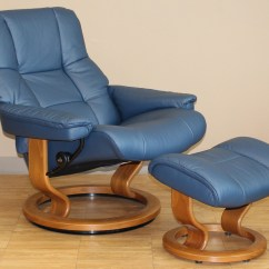 Www Recliner Chairs Childs Desk And Chair Stressless Mayfair Paloma Oxford Blue Leather