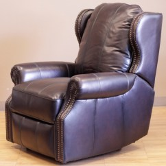 Massage Zero Gravity Chair Gym Chairs Barcalounger Bristol Ii Wall Hugger Recliner - Leather Furniture Lounge ...