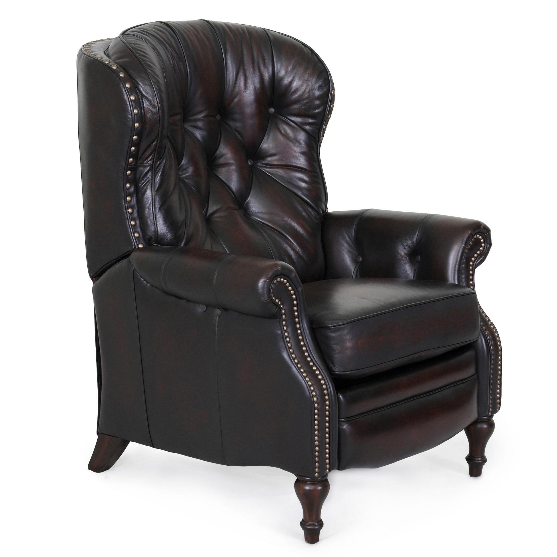 Barcalounger Kendall II Recliner Chair  Leather Recliner