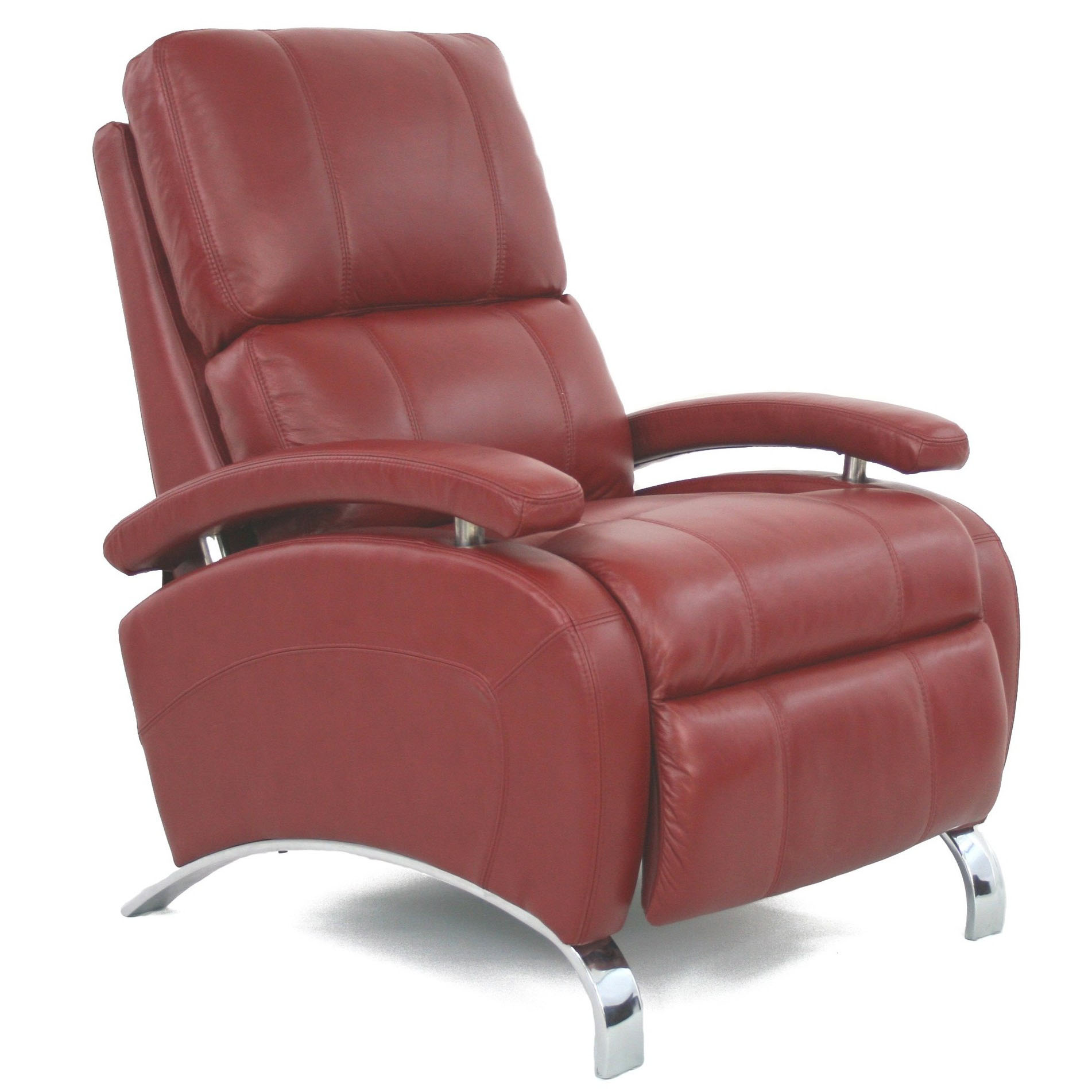 red recliner chairs the best office chair in world barcalounger oracle ii leather