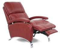 Barcalounger Oracle II Recliner Chair - Leather Recliner ...