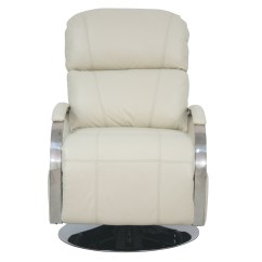Swivel Chair Regal Barcelona Cushions Barcalounger Ii Leather Recliner