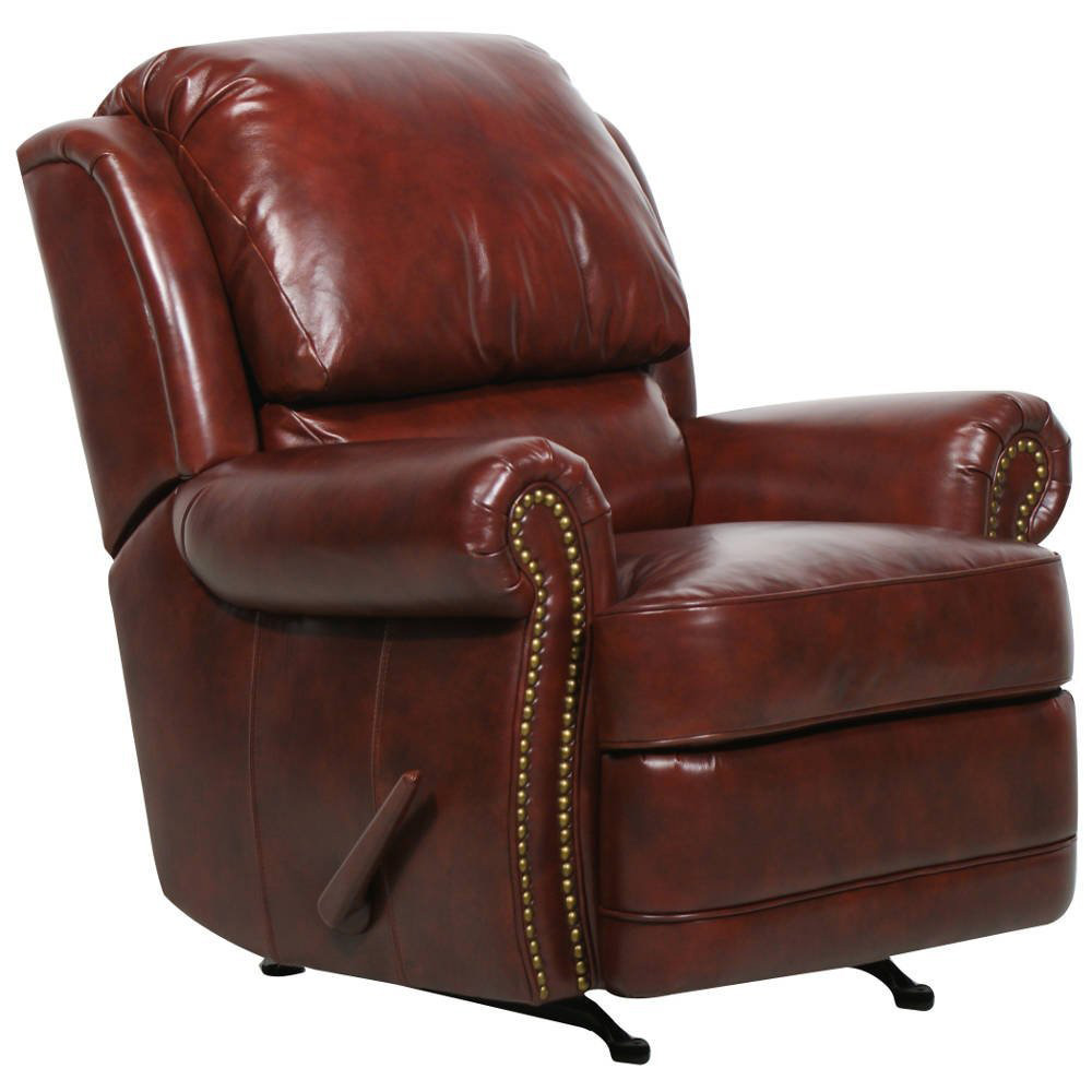 chairs cushion pads loose dining chair covers nz barcalounger regency ii leather recliner - furniture lounge ...