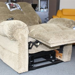 Heavy Duty Lift Chair Canada Black Folding Catnapper Omni 4827 Power Recliner Lounger To