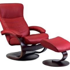 Ergonomic Chair Norway Kiddies Covers For Hire Cape Town Fjords Trandal Leather C Frame Recliner
