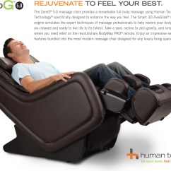 Htt Massage Chair Revolving Price In Pakistan Espresso Zerog 5 0 Zero Gravity Recliner By Human Details About Touch