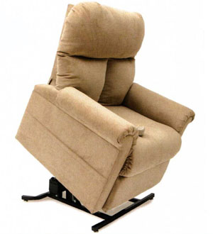 mega motion lift chair customer service covers rental new orleans lc 100 electric power recliner by infinite recline easy comfort