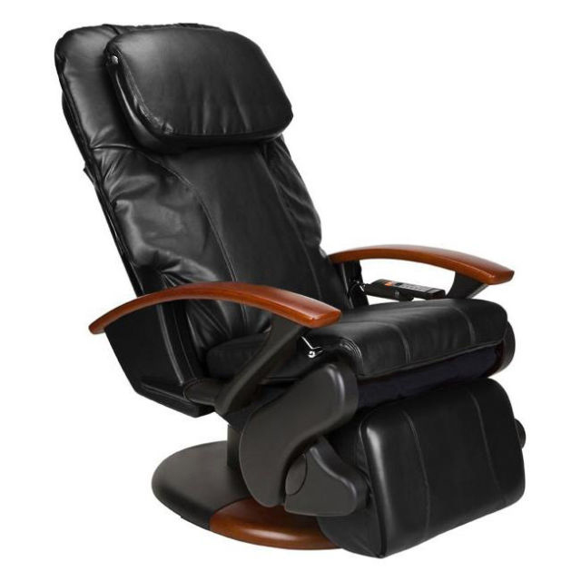 HT140 Stretching Human Touch Robotic Home Massage Chair