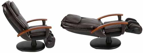 htt massage chair revolving repair in lahore ht 5020 human touch robotic home with calf and foot massager