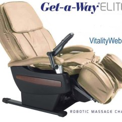 Elite Massage Chair Deck Lounge Chairs Lowes Get A Way Rms 10 Robotic Home By Interactive Health Zero Gravity Ultimate Relaxation Of