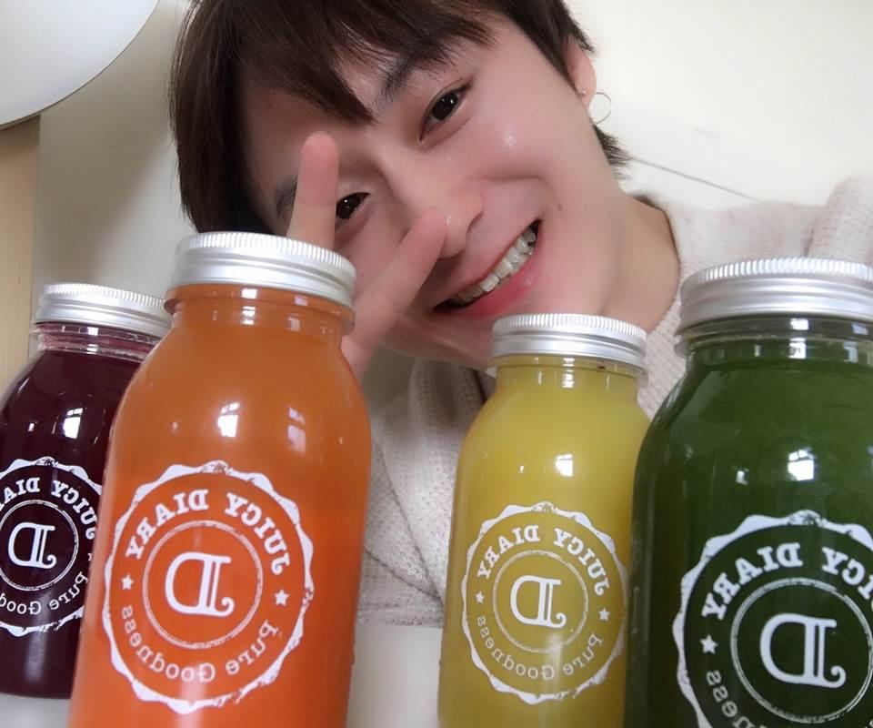 日造型師 Azuma東先生 獨透保養秘訣:Super Food+玻尿酸原液
