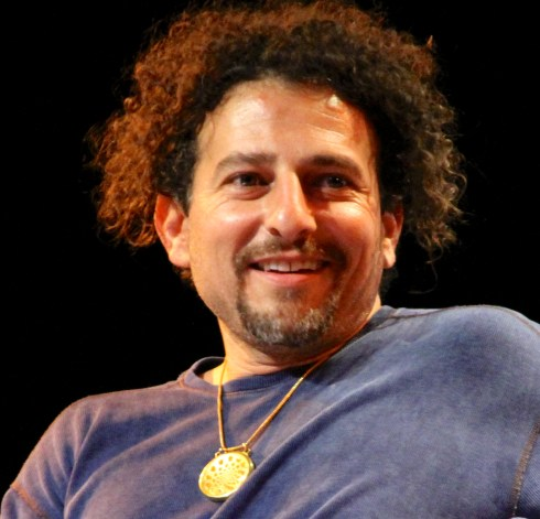 David Wolfe wears the sensor v by patrick flanagan