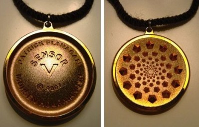 David Wolfe Necklace, Patrick Flanagan Necklace