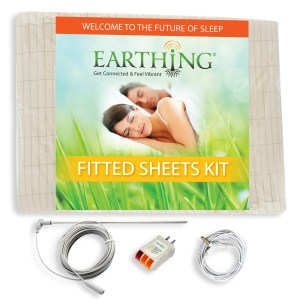 Earthing grounded sheets