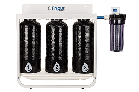 water filter, whole house filter, propur whole house filter, flouride