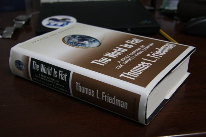 Book: The World is Flat by Thomas L. Friedman