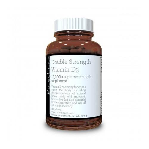 Pureclinica Βιταμίνη D-3