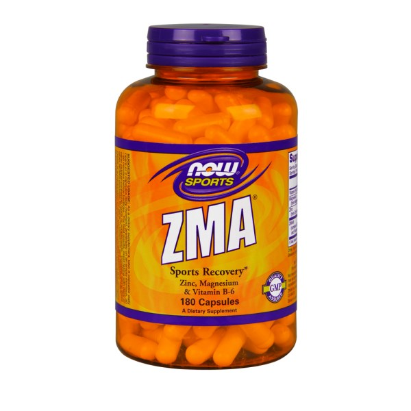Now Foods ZMA Sports Recovery