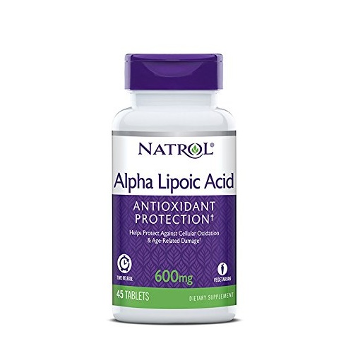 Natrol ALA 600mg x 45 tablets