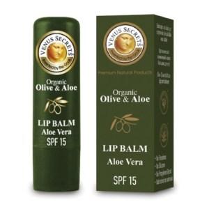 lip balm olive aloe