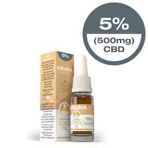 Hemp seed oil 5%