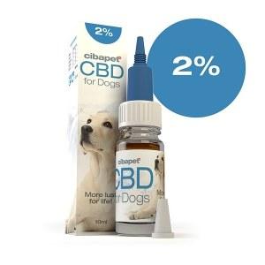 CBD Oil 2% for dogs