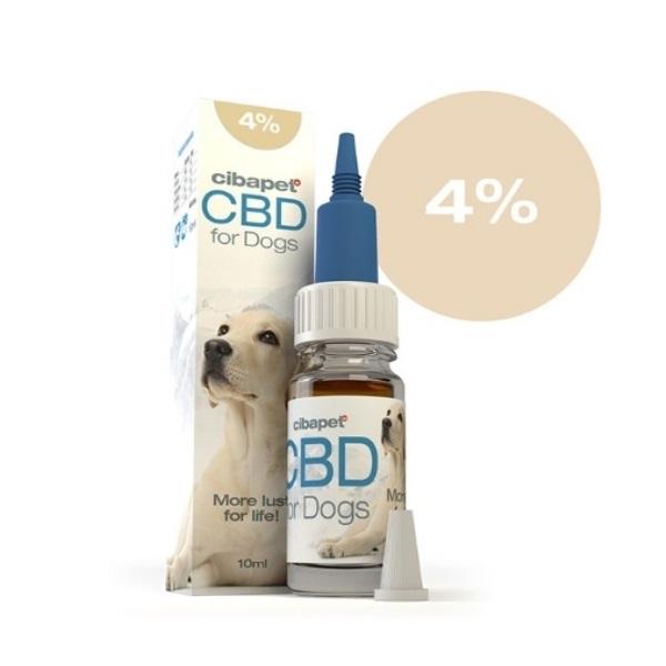Cibapet CBD Oil 4% for dogs