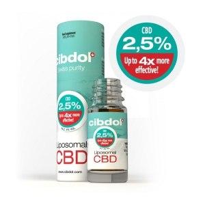 Liposomal CBD Oil 2.5%