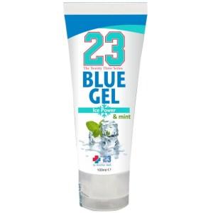 23 Blue Gel