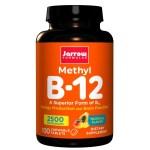 Jarrow Formulas Methyl B-12 2500mcg