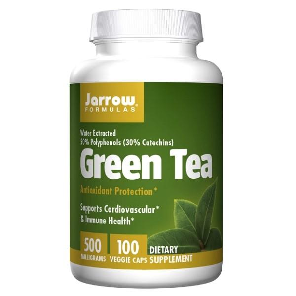 Jarrow Formulas Green Tea 500mg x 100