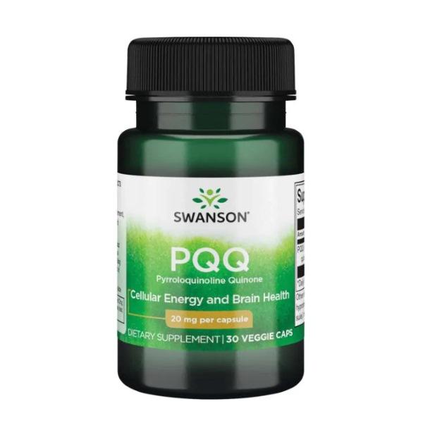 Swanson PQQ 20mg x 30