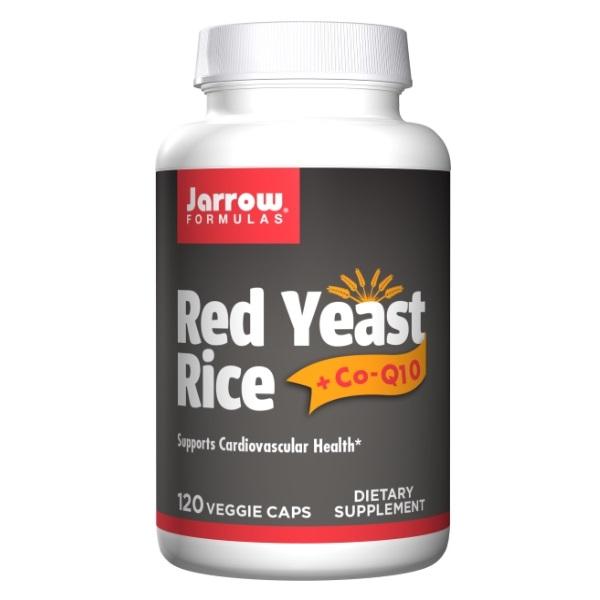 Jarrow Formulas Red Yeast Rice + CoQ10 x 120