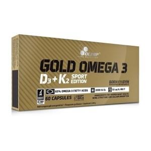 Omega 3 D3 + K2